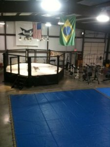 10,00 square feet gym, 2 cages, 1 regulation boxing ring, 3 large mat areas, weights, heavy bags